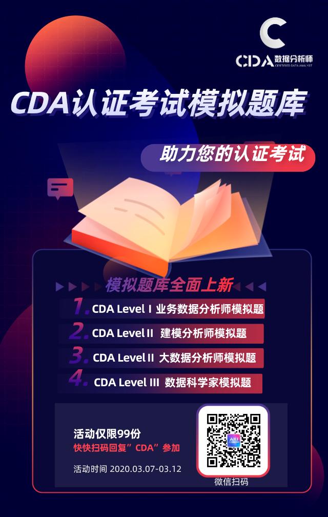 文科金融学专业介绍_第十届CDA认证考试LEVEL 1 优秀考生访问录:我是如何备考的-AIU ...
